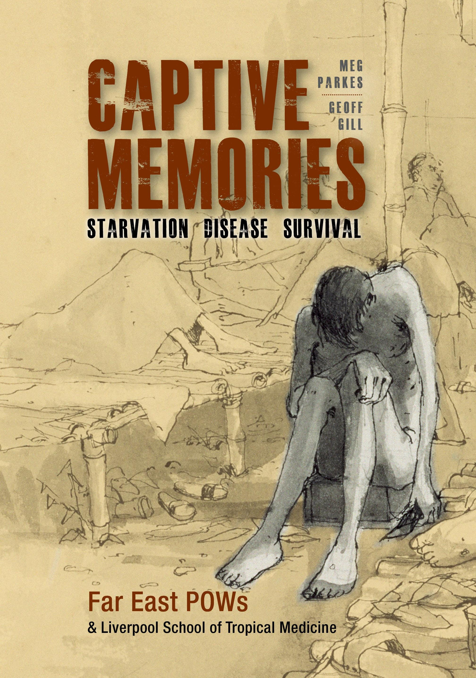 Captive Memories front cover